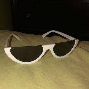 Vintage Half Cateye glasses